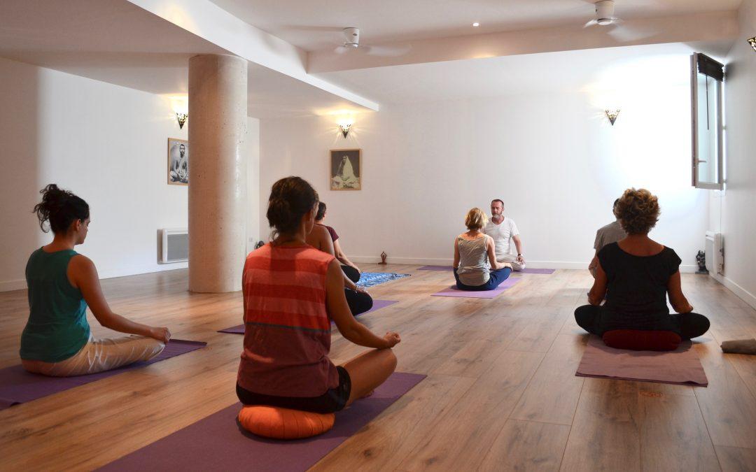 Yoga au Centre Prasada